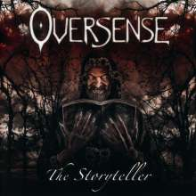 Oversense: The Storyteller, CD