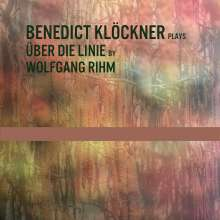 Wolfgang Rihm (geb. 1952): Über die Linie I für Cello, CD