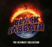 Black Sabbath: The Ultimate Collection, 2 CDs