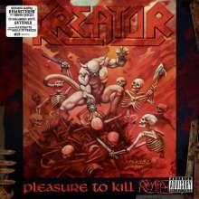 Kreator: Pleasure To Kill (remastered) (180g), 2 LPs