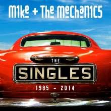 Mike & The Mechanics: The Singles 1985 - 2014, CD