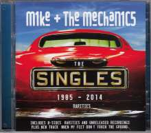 Mike & The Mechanics: The Singles 1985 - 2014 (Deluxe Edition), 2 CDs