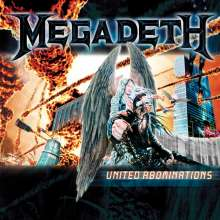 Megadeth: United Abominations (remastered) (180g), LP