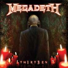 Megadeth: Th1rt3en (180g), 2 LPs