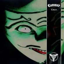Coroner: Grin (remastered) (Green Vinyl), 2 LPs