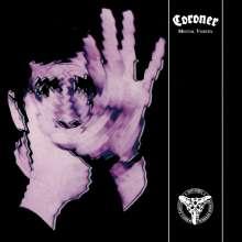 Coroner: Mental Vortex (2018 Remaster), CD