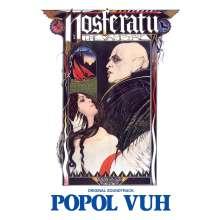 Popol Vuh: Filmmusik: Nosferatu (O.S.T.) (Remastered Edition), CD