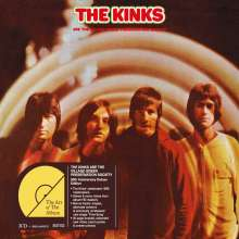 The Kinks: The Kinks Are The Village Green Preservation Society  (50th-Anniversary-Stereo-Edition) (Deluxe-Edition-Mediabook), 2 CDs