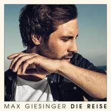 Max Giesinger: Die Reise (Box-Set), 2 CDs, 1 DVD, 1 Merchandise und 1 Buch