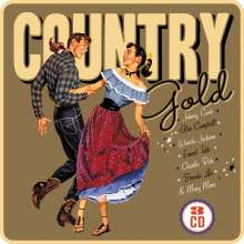 Country Gold (Metalbox Edition), 3 CDs