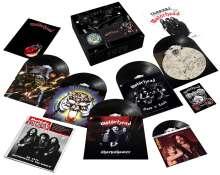 "Motörhead: Made In 1979 (40th Anniversary Deluxe Vinyl Edition Box Set) (180g), 7 LPs, 1 Single 7"" und 1 Buch"