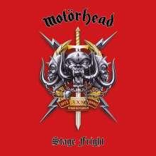 Motörhead: Stage Fright (Live At The Philipshalle, Düsseldorf), Blu-ray Disc