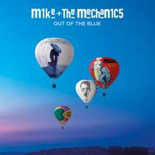 Mike & The Mechanics: Out Of The Blue, CD