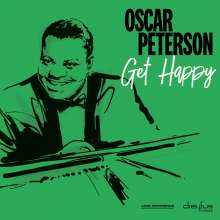 Oscar Peterson (1925-2007): Get Happy, LP