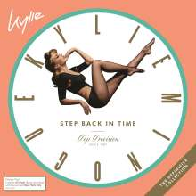 Kylie Minogue: Step Back In Time: The Definitive Collection, 2 LPs