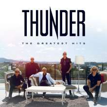 Thunder: The Greatest Hits, 2 CDs