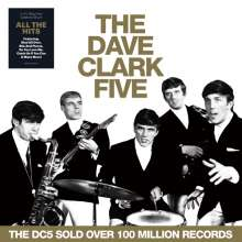 Dave Clark (geb. 1942): All The Hits, 2 LPs