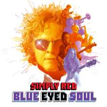 Simply Red: Blue Eyed Soul (Limited Edition) (Purple Vinyl), LP