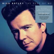 Rick Astley: The Best Of Me, 2 CDs