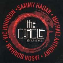Sammy Hagar: Live: At Your Service, 2 CDs