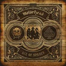 "Motörhead: Ace Of Spades (180g) (40th Anniversary Edition Box Set), 7 LPs, 1 Single 10"" und 1 DVD"
