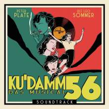Musical: Ku'damm 56: Das Musical, CD