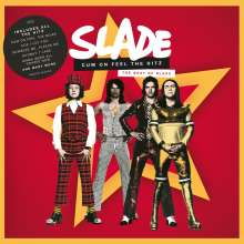 Slade: Cum On Feel The Hitz: The Best Of Slade, 2 CDs