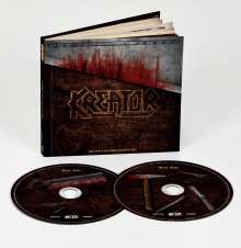 Kreator: Under The Guillotine: The Noise Records Anthology, 2 CDs