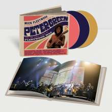 Mick Fleetwood & Friends: Celebrate The Music Of Peter Green And The Early Years Of Fleetwood Mac (Mediabook), 2 CDs und 1 Blu-ray Disc