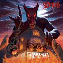 Dio: Holy Diver Live (Deluxe Edition), 2 CDs