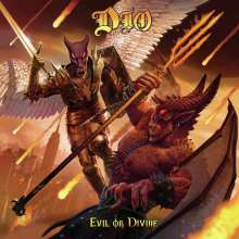 Dio: Evil Or Divine: Live In New York City (Deluxe Edition), 2 CDs