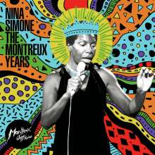 Nina Simone (1933-2003): The Montreux Years, 2 CDs