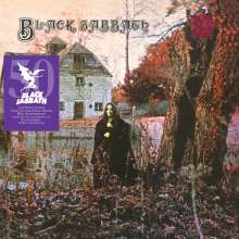 Black Sabbath: Black Sabbath (180g), LP