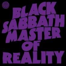 Black Sabbath: Master Of Reality (180g), LP