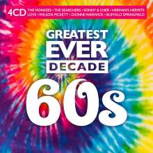 Greatest Ever Decade: The Sixties, 4 CDs