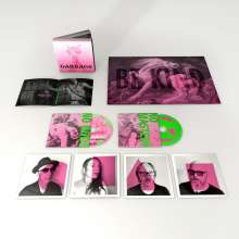 Garbage: No Gods No Masters (Deluxe Edition), 2 CDs