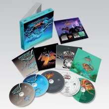 Asia: The Reunion Albums 2007 - 2012, 5 CDs