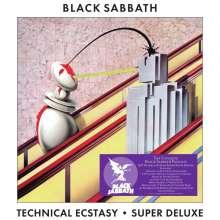 Black Sabbath: Technical Ecstasy (Super Deluxe Edition), 5 LPs