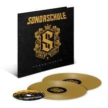 Sondaschule: Unbesiegbar (180g) (Colored Vinyl), 2 LPs und 1 DVD