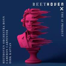 Ludwig van Beethoven (1770-1827): Beethoven X - The AI Project, CD