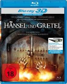 Hänsel und Gretel (3D Blu-ray), Blu-ray Disc