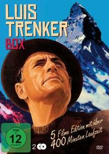 Luis Trenker Box (5 Filme auf 2 DVDs), 2 DVDs