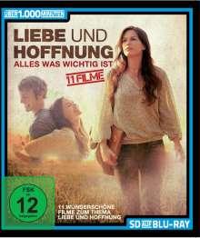 Liebe und Hoffnung (SD auf Blu-ray), Blu-ray Disc