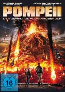 Pompeii - Der gewaltige Vulkanausbruch, DVD