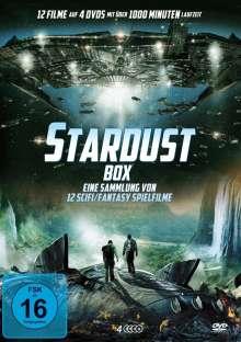 Stardust Box (12 Filme auf 4 DVDs), 4 DVDs