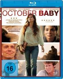 October Baby (Blu-ray), Blu-ray Disc
