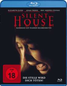 Silent House (Blu-Ray), Blu-ray Disc