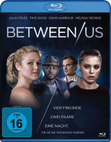 Between Us (Blu-ray), Blu-ray Disc