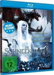 Die Schneekönigin (2013) (3D Blu-ray), Blu-ray Disc