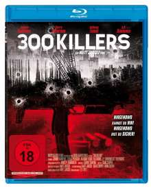 300 Killers (Blu-ray), Blu-ray Disc